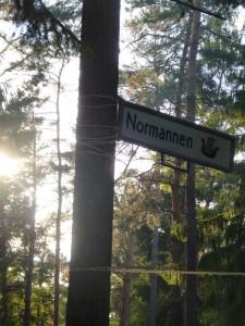 normannen-schild